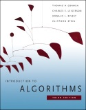 An introduction to algorithms