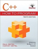 CPP How to Program